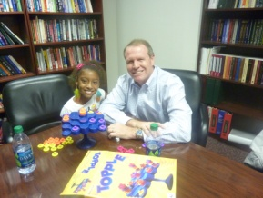 Progressive Business Publications COO & CFO Tom Shubert with his mentee